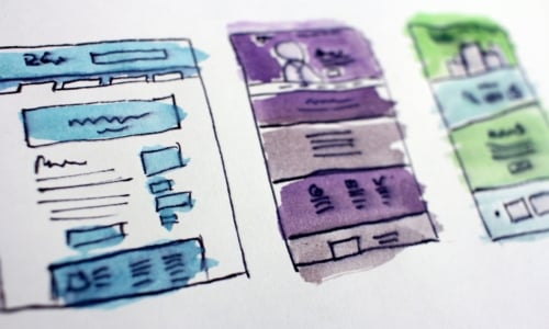 website design planning and concepts