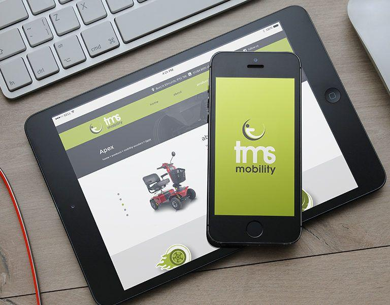 TMS - New Website Created